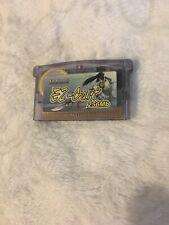 GBA Flash Cart 256 Mb EZ Flash II Nintendo Gameboy Advance Rockman 6 FF tactics