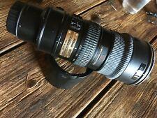 Nikon 70-200 f2.8 VR Nikkor Telephoto Zoom