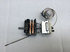 Chef Elevated Stove Oven Thermostat Control + Switch EEC1380W-R EEC1380W-R*03