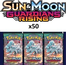 50x GUARDIANS RISING Pokemon Online in-Game Packs Codes Sent Fast !