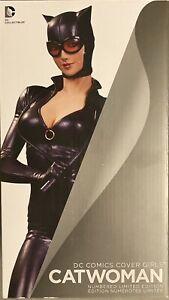 DC Collectibles DC Comics Cover Girls: CATWOMAN! Statue Artgerm Starfire