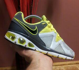 Nike Air Max Turbulence 17▪️2010▪️Size 7▪️Silver/White/Volt▪️429880-007▪️❗FRESH❗