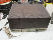 1 Dynaco ST 70 power  amplifier plug in and play condition