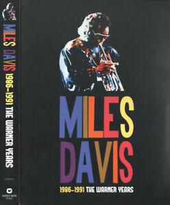 Miles Davis - 1986 – 1991 The Warner Years 5 CD Box Set