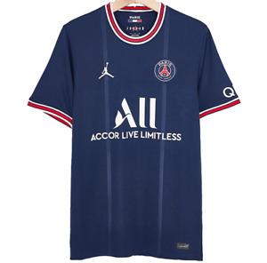2021/22  Paris Saint-Germain FC Home Shirt PSG Home Jersey for Men Adult