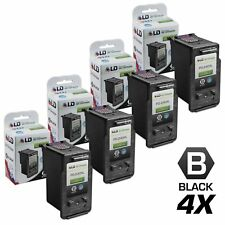 LD© Canon Reman PG240XL 4pk 5206B001RII Black HY Ink MG2120 MG2220 MG3120