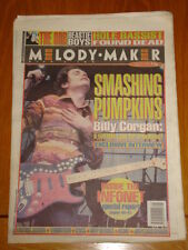 MELODY MAKER 1994 JUNE 25 SMASHING PUMPKINS ORB BEASTIES HELMET