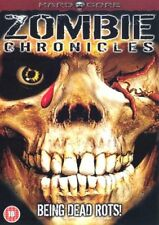 Zombie Chronicles (DVD, 2002) New/Sealed