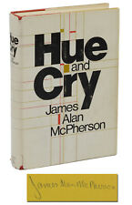 Hue and Cry JAMES ALAN McPHERSON ~ SIGNED Association Copy First Edition 1969