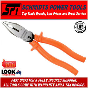 """CRESCENT 3800CHVN 1000V 8"""" ULTIMATE LINESMANS COMBINATION PLIERS INSULATED 200mm"""