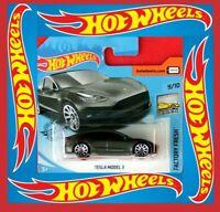 Hot Wheels 2020   TESLA MODEL 3   112/250 NEU&OVP