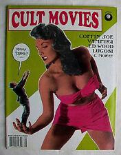 Issue # 8 Cult Movies Coffin Joe Jade East Kenneth Anger Harry Novak Godzilla
