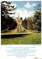 Kassel-Wilhelmshöhe , Ansichtskarte,  gelaufen