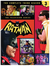 Batman: The Complete Third Season 3 (5-DVD Set) • NEW • Adam West TV Series
