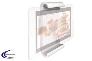Tablet Halterung fixiert für die Wand -  7-12 Zoll 1 kg - Tablet Wandhalter