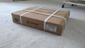 Titan Fitness 4-Pack Weight Plate Holder T3 X3 New