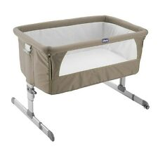 Chicco Next 2 Me Bedside  Co-Sleep Sleeping Baby Crib 2017 DOVE GREY BRAND NEW