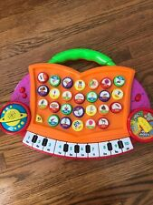 The Learning Journey Abc Melody Maker Mini Piano.