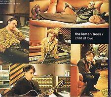 THE LEMON TREES CHILD OF LOVE + LIVE TRACKS 2 CD SINGLES GATEFOLD DIGIPACK 1993