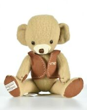 More details for merrythought cheeky blanket bear limited edition retired & tagged