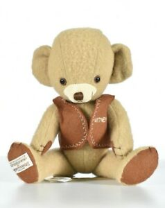 Merrythought Cheeky Blanket Bear Limited Edition Retired & Tagged