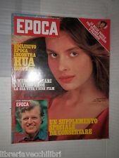 EPOCA  Andreotti Bolivia Marco Pannella Odysseus Elytis Hua Guofeng Kennedy di