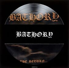 Bathory THE RETURN... 2nd Album LIMITED EDITION New Sealed Vinyl Picture Disc LP
