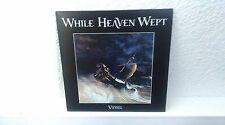 "WHILE HEAVEN WEPT ""VESSEL"" BLACK VINYL SINGLE 7"" LTD"