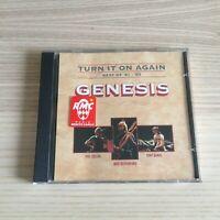 Genesis _ Turn It On Again Best Of _ CD Album _1991 Vertigo Italy RARO Near Mint