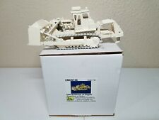 Cat D9H Dozer w/ Straight Blade, Ripper, Cab - White - EMD 1:50 Model #N146 New!