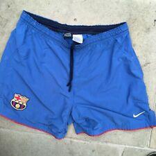 Nike Barcelona para hombre XL grande W36-40 Casual Jogger Gimnasia Deportes Correr Pantalones Cortos