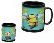 Minions 3D Kinder Tasse gummiert 300ml Milch Kakao Tee Kaffee Kaffeetasse MINION