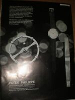 Patek Philippe watch advert 1963 ref AY