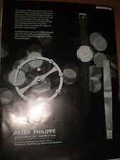 Patek Philippe watch advert 1963 ref AY