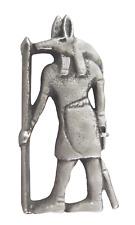 More details for a pantheon of egyptian gods & goddesses set of 11 pewter pin badges