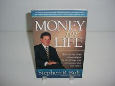 Money for Life by Stephen Bolt (2000, Paperback) Book
