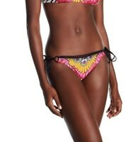 Trina Turk Women's 181861 Tide Side Hipster Bikini Bottom Swimwear Size 10
