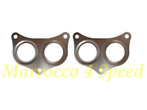 Ducati OEM 748 916 996 851 888 ST4 S Monster S4R S4 exhaust manifold gasket kit