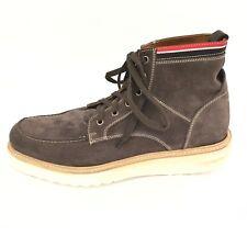 MANCHESTER UNITED scarpe shoes n. 44 uomo man MANM81 pelle grigia