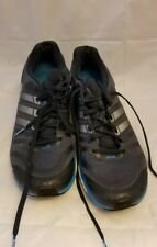 Adidas Adistar Boost Men's Running Shoes Gray Sneakers Size 12 used cleaned