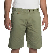 BARBOUR Neuston Twill Shorts in Sunbleach Olive Sz.34 NWT