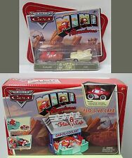 FLO'S V8 CAFE & SARGE'S BOOT CAMP Mini Adventures Disney Pixar Cars Ramone NEW