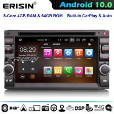 8-Core Android 10.0 2DIN Universal for Nissan GPS Autoradio DVD WiFi DSP CarPlay