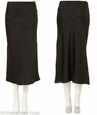 Topshop Calf Length Polyester Skirts for Women