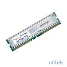 Memoria (RAM) de ordenador Dell RIMM 184-pin