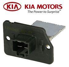 Genuine HVAC Blower Motor Resistor For Kia Sedona 06-10 3.8L V6 & 11-14 3.5L V6