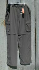 Natural Gear Scrambler Trail Pant Mens 2XL Gray Scrambler  Converter Pants NWT