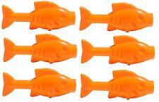 ☀️NEW Lego Friends Animal 6x Orange GOLDFISH Pirate Food Minifig Minifigure Fish