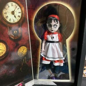 Mezco LDD Living Dead Dolls Alice in Wonderland Alice