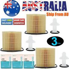 Three (3) Oil Filter For Toyota Aurion Camry Kluger RAV 4 Lexus RC RX GS IS NX